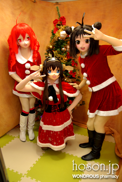 2014年のイベントに『クリスマス大作戦(1)』を追加しましたー。