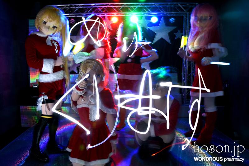 2015年のイベントに『クリスマス大作戦(3)』を追加しましたー。